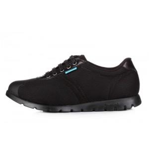 King Paolo W13 Black женская ортопедическая обувь