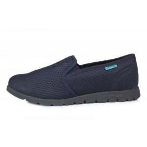 King Paolo W18 Navy женская ортопедическая обувь