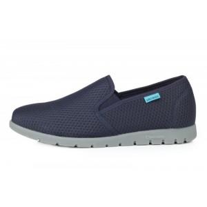 King Paolo Comforevo Home&Office Blue мужская ортопедическая обувь