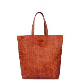 Кожаная сумка Pool Party City Srtuzzo Orange Bag