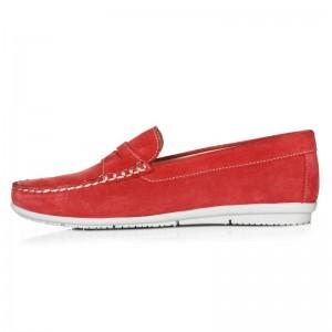 Geronimo Style Red женские мокасины