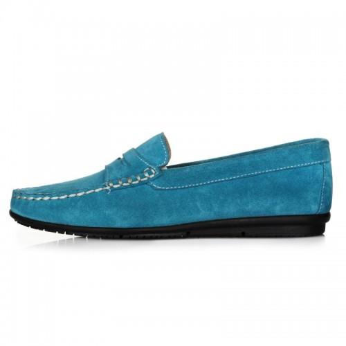 Geronimo Style Turquoise женские мокасины