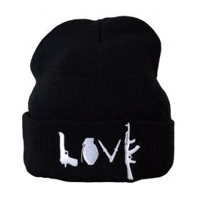 Шапка Love