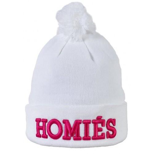 Шапка Homies белая