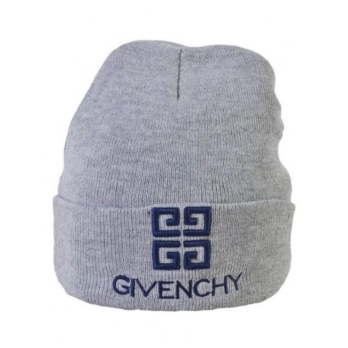 Шапка Givenchy серая