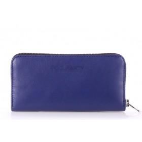 Женский кошелек Pool Party Leather Blue