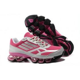 Adidas Bounce Titan Grey Pink женские кроссовки