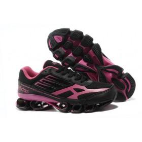 Adidas Bounce Titan Black Pink женские кроссовки