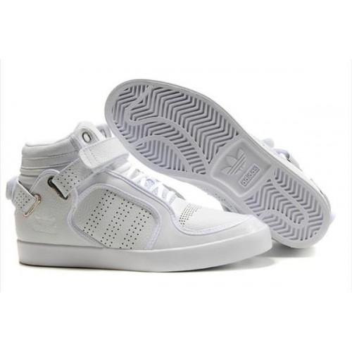 Кроссовки Adidas Adi-Rise Mid White мужские