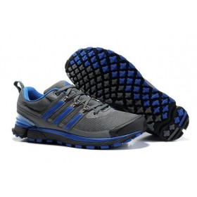 Adidas Adistar Raven Gray Blue мужские кроссовки