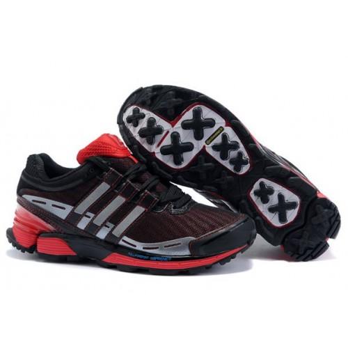 Adidas Adistar Raven Black Red мужские кроссовки