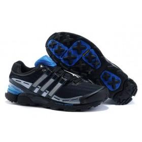 Adidas Adistar Raven Blue Black мужские кроссовки