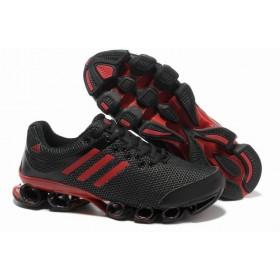 Adidas Bounce Titan Red Black мужские кроссовки