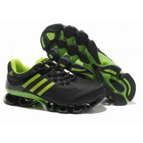 Adidas Bounce Titan Green Black мужские кроссовки