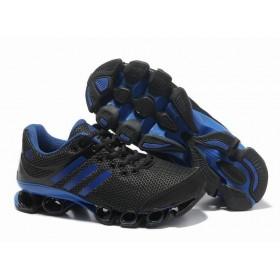 Adidas Bounce Titan Blue Black мужские кроссовки