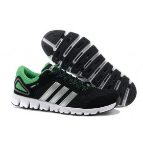 Adidas ClimaCool5 Black Green мужские кроссовки