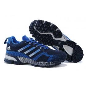 Adidas Marathon 10 Blue мужские кроссовки