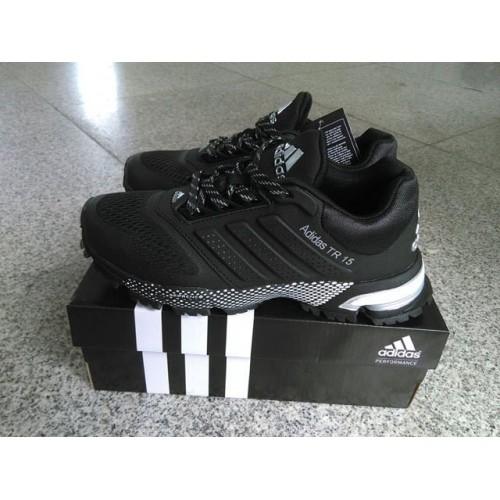 Кроссовки Adidas Marathon TR 15 Black мужские