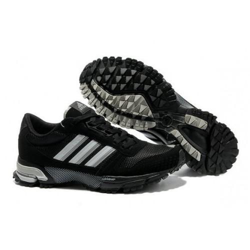 Кроссовки Adidas Marathon 10 Black мужские