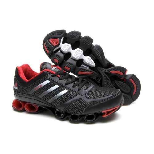 Adidas Mega Bounce Red Black мужские кроссовки