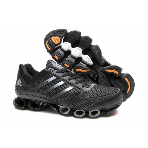 Adidas Mega Bounce Black Orange мужские кроссовки