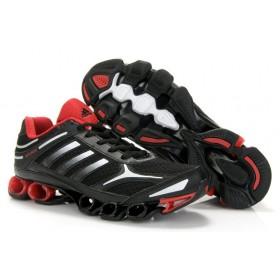 Adidas Mega Bounce Black Red мужские кроссовки