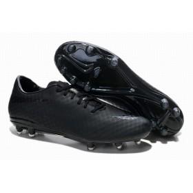 Nike Hyper Venom Black мужские кроссовки