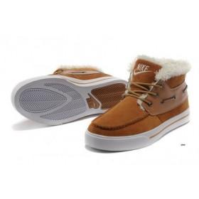 Nike High Top Fur 05 мужские кроссовки