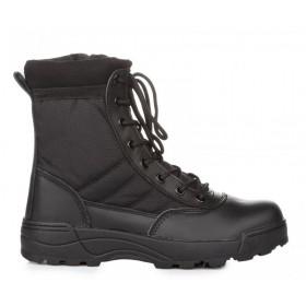 Original S.W.A.T. Classic 9 inch Side Zip Black мужские ботинки