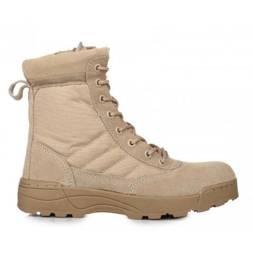 Original S.W.A.T. Classic 9 inch Side Zip Sand мужские ботинки