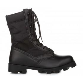 Original S.W.A.T. US Army Jungle Condura Tropical Combat 9 inch Black мужские ботинки