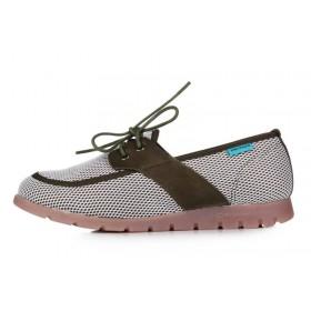 King Paolo Comforevo Moccasins Grey M13 мужская ортопедическая обувь
