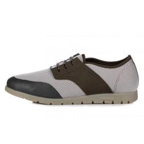King Paolo Comforevo Style Grey M14 мужская ортопедическая обувь