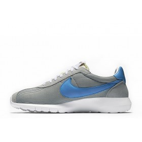 Nike Roshe Run LD Grey Blue мужские кроссовки