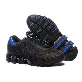 Adidas Porsche Design IV Rubber Black Blue мужские кроссовки