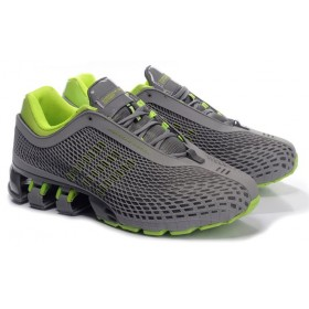 Adidas Porshe Design Gray Green мужские кроссовки