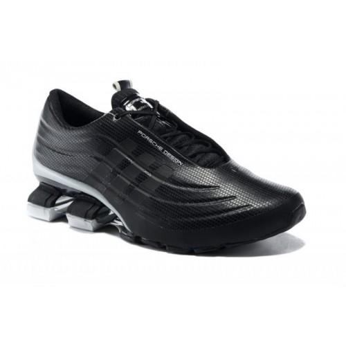 bc8b4b1d ... Adidas X Porsche Design Sport BOUNCE S4 Black Grey мужские кроссовки ...