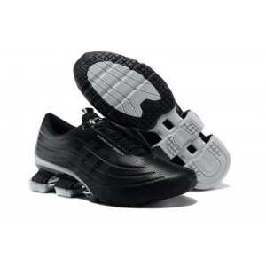 Adidas X Porsche Design Sport BOUNCE S4 Black Grey мужские кроссовки