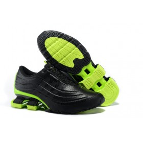 Adidas X Porsche Design Sport BOUNCE S4 Black Green мужские кроссовки