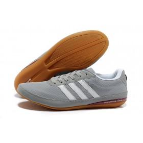 Adidas Porshe Design Casual Gray мужские кроссовки
