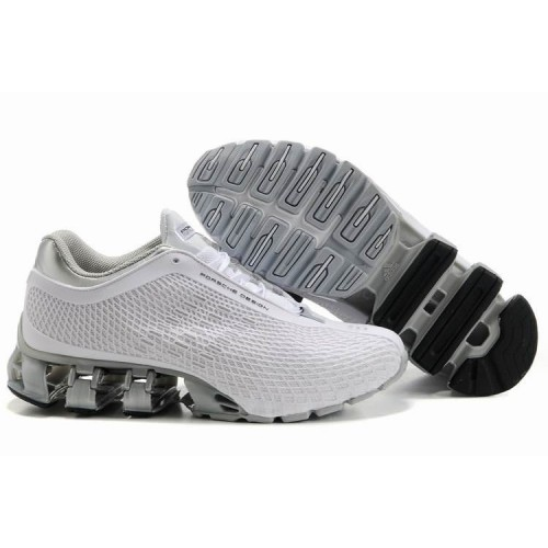 Adidas Porshe Design IV White мужские кроссовки