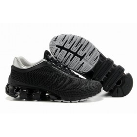 Adidas Porshe Design IV Gray Black мужские кроссовки