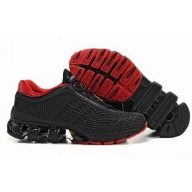 Adidas Porshe Design IV Red Black мужские кроссовки