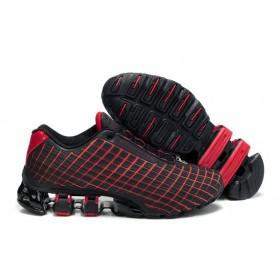 Adidas Porshe Design V Red Black мужские кроссовки