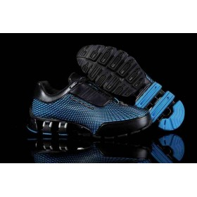 Adidas Porshe Design VI Blue Black мужские кроссовки