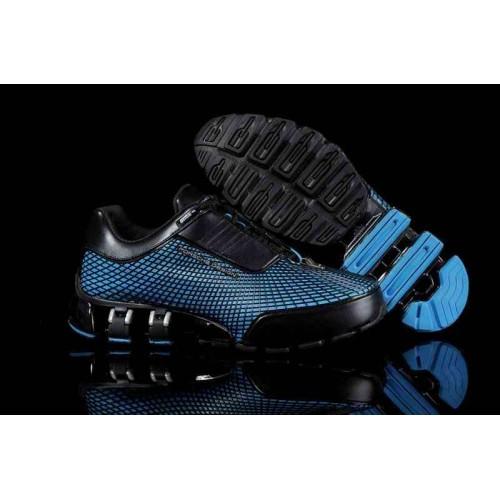 Adidas Porshe Design VI Blue Black мужские кроссовки