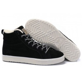 Adidas Ransom Fur Black мужские кроссовки