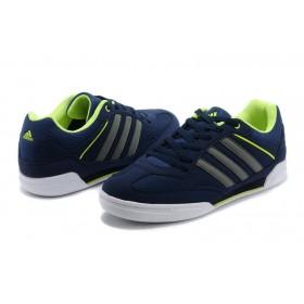 Adidas Rubber Master Blue Lime мужские кроссовки