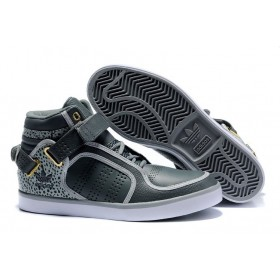 Adidas Adi-Rise Mid Gray мужские кроссовки