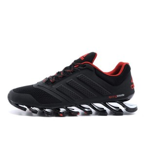 Adidas Springblade 2 Drive Black Red мужские кроссовки